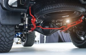 Does Your Suspension System Need Attention?