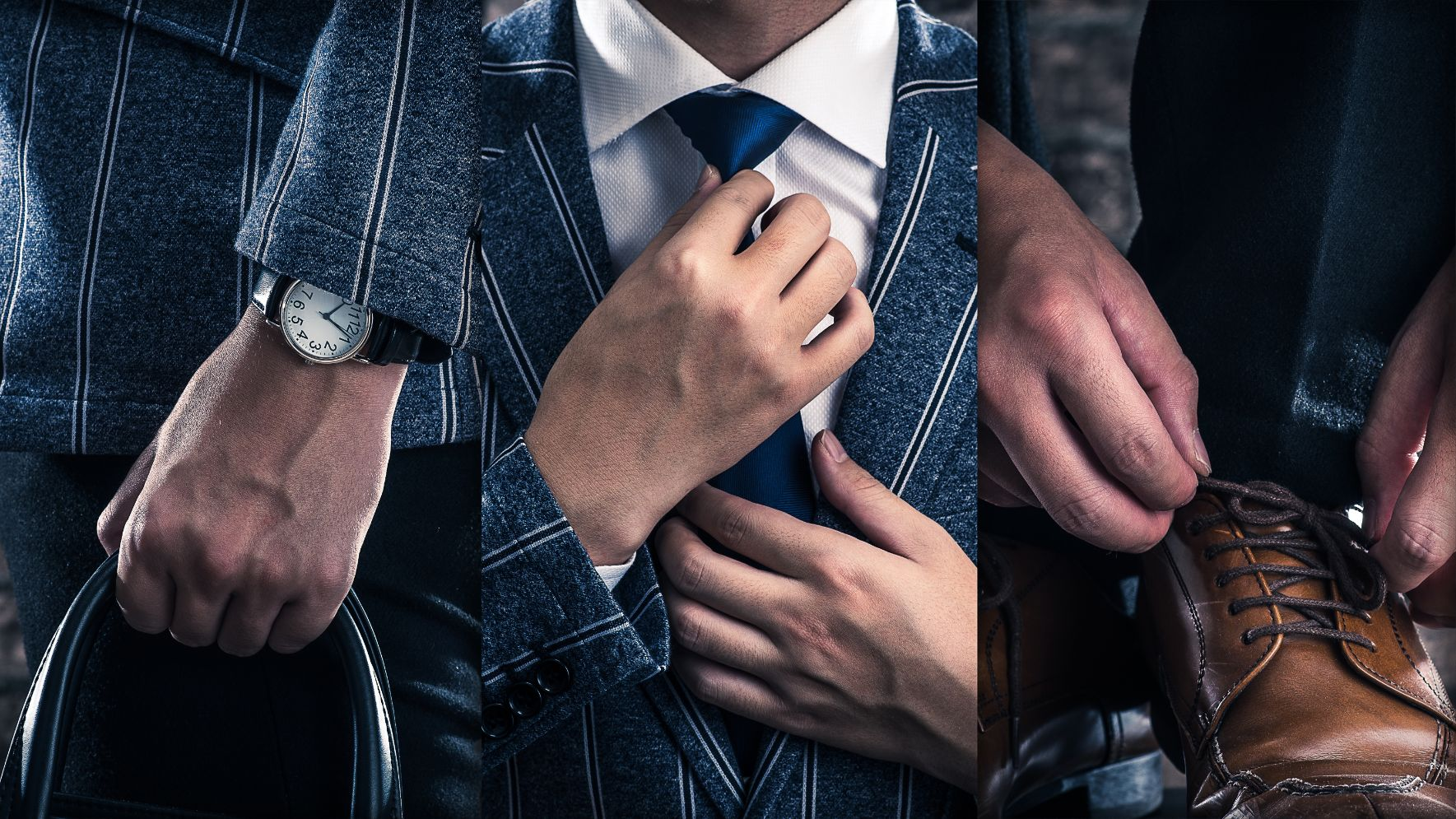 Men, Upgrade Your Closets Using These 3 Accessories
