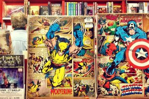 Types of Comic Book Collectors