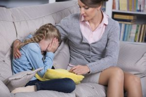 DOES YOUR CHILD HAVE ANXIETY?