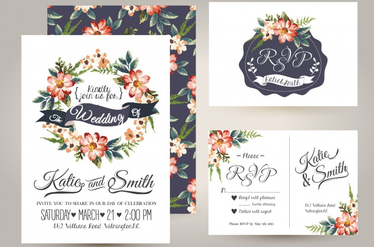 HERE'S HOW TO GET STUNNING WEDDING INVITATIONS FOR LESS